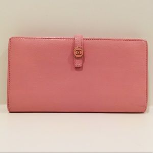 CHANEL COCO Wallet/Clutch-Pink